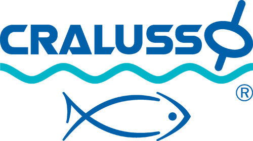 Αποτέλεσμα εικόνας για cralusso fishing logo