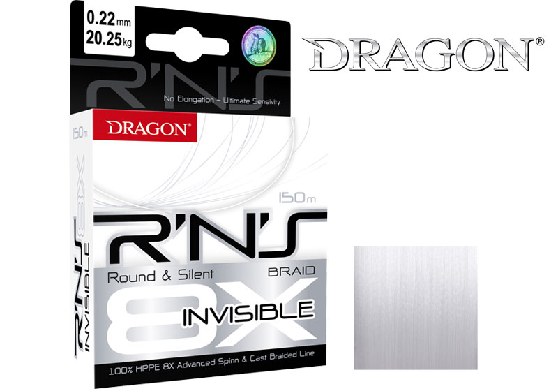 Dragon R'N'S Invisible 8X