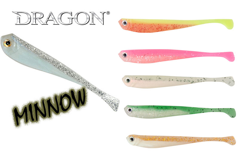 Dragon V-Lures MINNOW 7.5cm