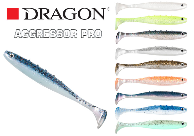 Dragon V-Lures AGGRESOR 11.5cm