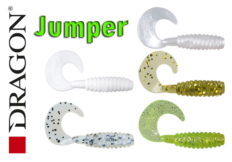Dragon V-Lures JUMPER 2.5cm