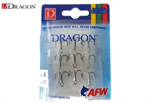 TREBLE-HOOKS-DRAGON